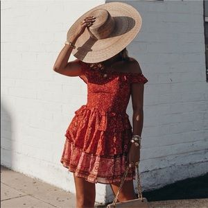 Spell and the Gypsy Collective Dahlia Ra-Ra Dress